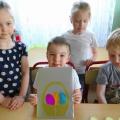 Детский мастер-класс по аппликации «Пасхальная корзиночка»