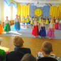 Фотоотчёт о подготовке к детскому фестивалю талантов «Звёздный калейдоскоп»