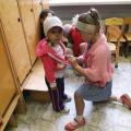 Фотоотчёт «Наше шефство над малышами»