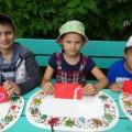Детский мастер-класс по оригами «Сердечные поздравления для мамы»
