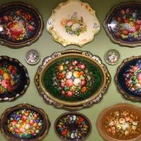 «Золотые руки России». Мои впечатления от посещения Музея подносов в Жостово
