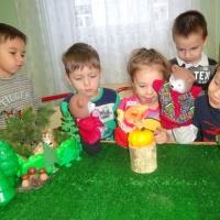 Фотоотчёт о театрализованной деятельности детей в рамках реализации проекта «Мудрые и добрые сказки народов мира»