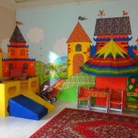 Фотоотчёт «Творческий подход к декорированию стен в группах детского сада»