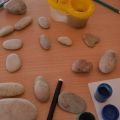 «Роспись на камнях»