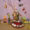 Выставка работ «Необычное чудо яичко».