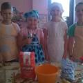 Мастер-класс по изготовлению соленого теста детьми (фотоотчет)