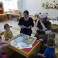 Занятие по пожарной безопасности «Спички детям не игрушки»