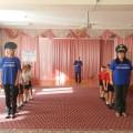 Развлечение для родителей и детей подготовительной к школе группы «Безопасность детей на железнодорожном транспорте»