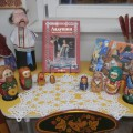 Мини-музей в подготовительной группе «Русское народное творчество»