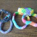 Фотоотчет «Разноцветные резиночки!»
