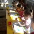 Итоговое интегрированное занятие по художественно-эстетическому развитию для второй младшей группы «Солнце весело сияет»