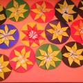 Детский мастер-класс оригами «Красивый цветок»