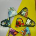 Подарок девочкам к 8 марта от мальчиков нашей группы (фотоотчёт)