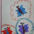 Мастер-класс «Бабочка в технике оригами»