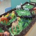Мастер-класс «Зоопарк» для оформления группы