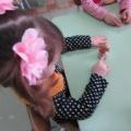 Фотоотчет «Чувашские матрешки в гостях у малышей»