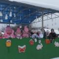Мастер-класс украшения веранды «Снеговики»