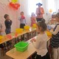 Развлечение в дополнительной образовательной услуге «Волшебная лаборатория» «Юные исследователи»
