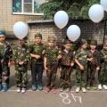 Фотоотчет «71-я годовщина Победы в Великой Отечественной войне. Участие в «Зарнице»