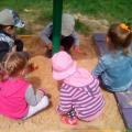 Фотоотчёт о проекте «Песочная страна» (младшая группа детского сада)