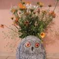 Мастер-класс по росписи камней «Совушка-сова»