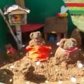 Фотоотчёт «Песочные фантазии»