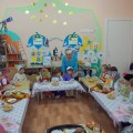 Конспект русских посиделок у самовара для детей 4–5 лет