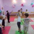 Фотоотчет развлечения к Дню Матери (средняя группа)