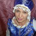 Мастер-класс «Костюм Зимушка-Зима: платье и кокошник»