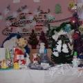 Фотоотчет «Выставка новогодних поделок в нашей веселой группе»