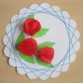 Мастер-класс «Панно с розами»