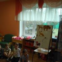 Конспект интегрированного занятия по развитию речи и рисованию «Заюшкина избушка» в средней группе