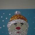 Мастер-класс «Портрет Деда Мороза»