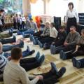 Фотоотчёт «День защитника Отечества в средней группе»