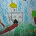 Детский мастер-класс «Рисуем храм»