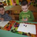 Детскиймастер-класс по пластилинографии «Разноцветная бабочка»