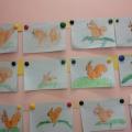 Конспект непосредственно-образовательной деятельности по рисованию в подготовительной группе «Белка»