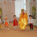 Сценарий праздника младшей группы «Осенняя ярмарка»
