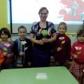 Мастер-класс для детей подготовительной группы «Цветок для мамы»