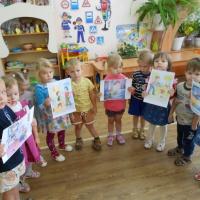 Воспитание безопасного поведения детей