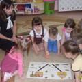 Конспект образовательной деятельности «Математика» в средней логопедической группе «Умники и умницы».