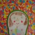 Мастер-класс «Портрет мамы»