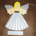 Мастер-класс «Ангел-подвеска»
