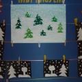 Мастер-класс «Зимний лес». Рисование во второй младшей группе