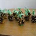 Мастер-класс по изготовлению ананаса из природного материала