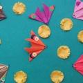 Мастер-класс по аппликации «Бабочки на лугу»