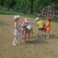 Сценарий спортивного развлечения для детей старшего дошкольного возраста «Юные пожарные»