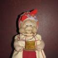Мастер-класс: изготовление куклы из капрона «Масленицу встречаем!»