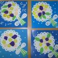 Мастер-класс по изготовлению открытки для мамы