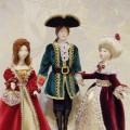 Сувенирная кукла как средство формирования интереса к русской национальной культуре у детей младшего школьного возраста